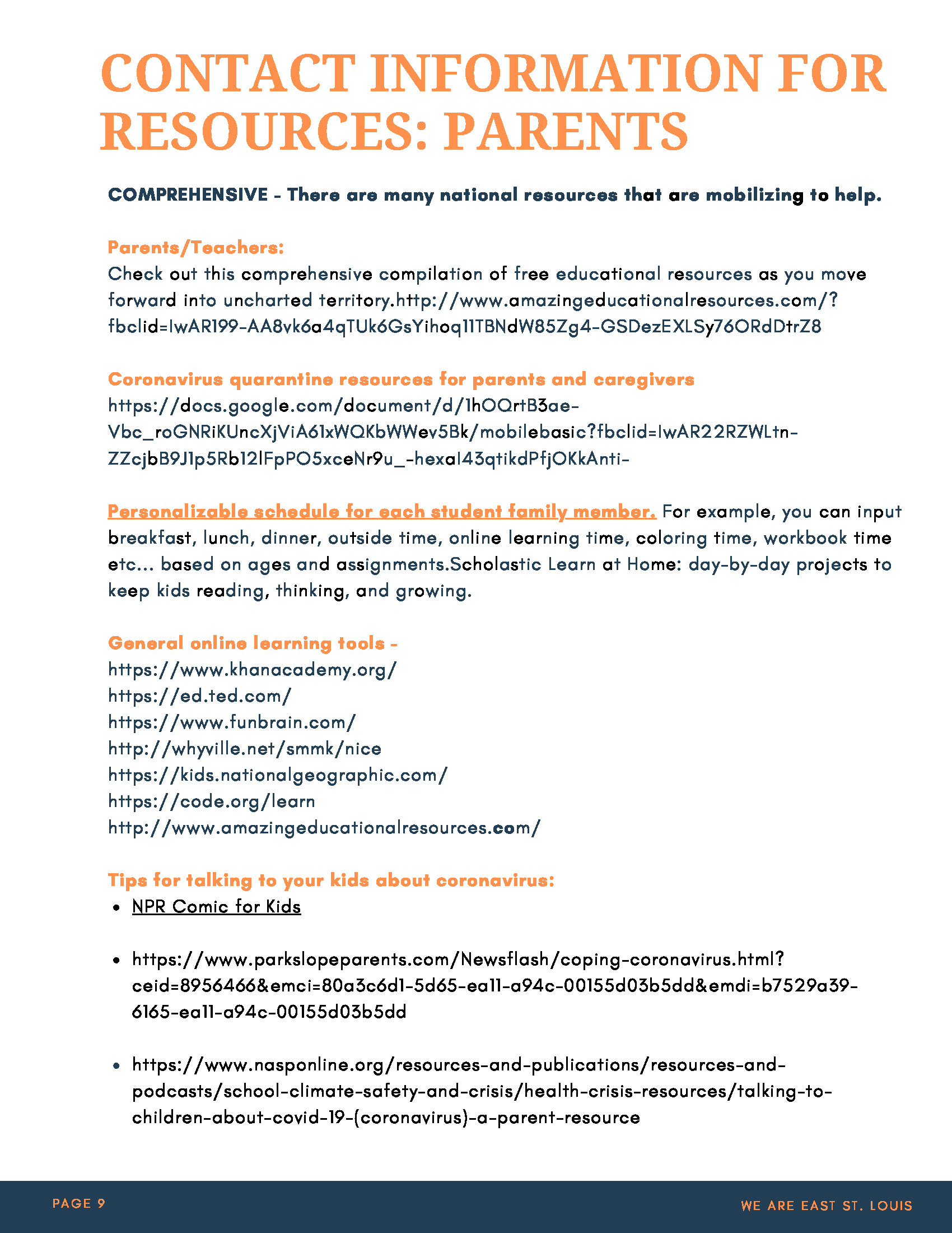 EAST ST LOUIS - COVID-19 RESOURCE GUIDE Update_Page_09